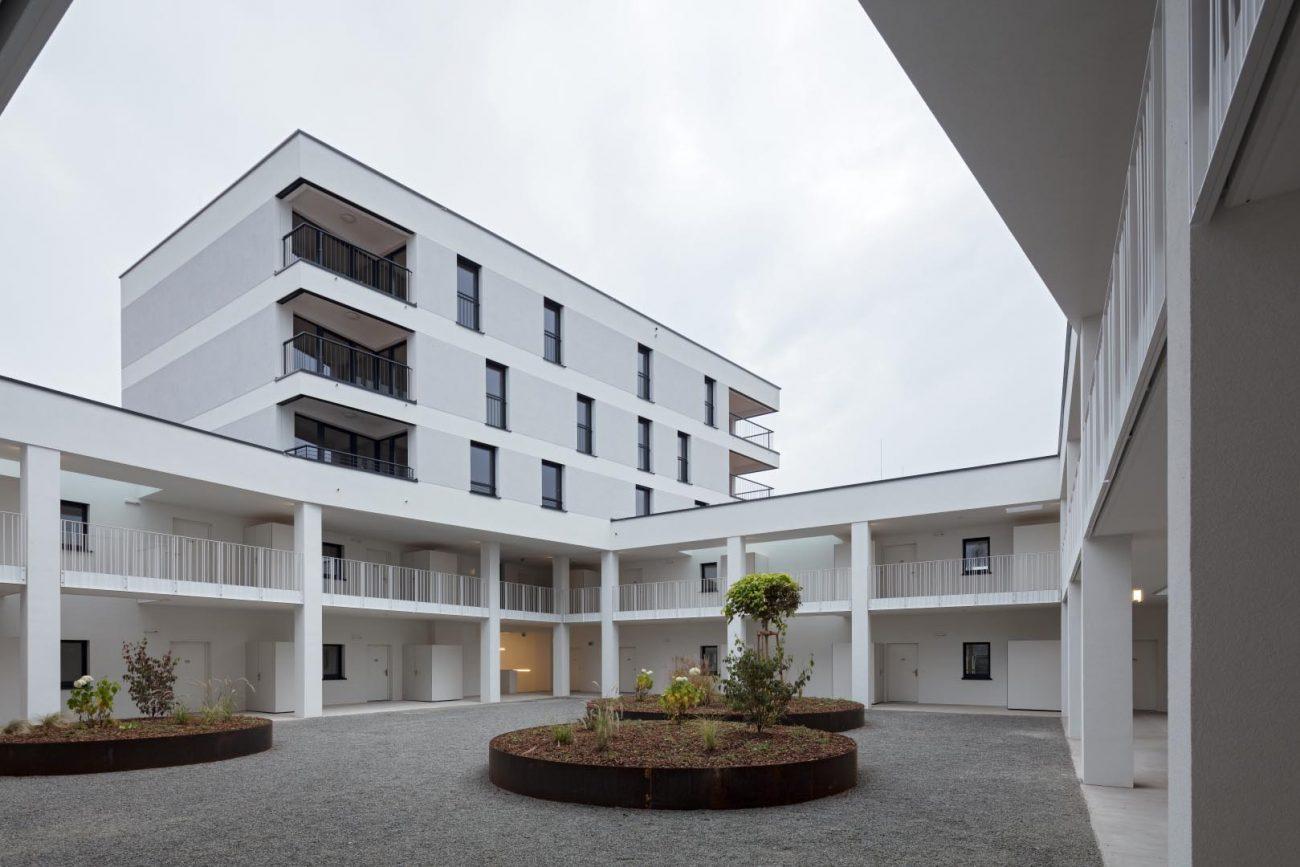 Fotana Marianum, Hohensinn Architekten, Werknutzungsbewilligung für Real Treuhand
